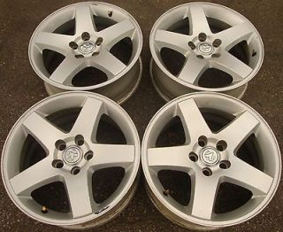 17 2009 10 11 Dodge Challenger Alloy Wheels Rims