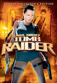 Lara Croft Tomb Raider DVD, 2001, Checkpoint