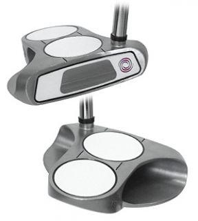 Odyssey White Steel 2 ball Putter Golf Club