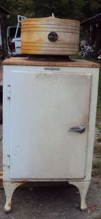 VINTAGE GENERAL ELECTRIC MONITOR TYPE CK 2 B16 REFRIGERATOR