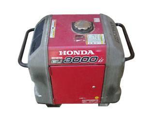 Honda EU3000iSA 3000 Watt Generator