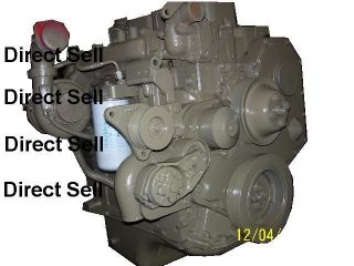 GENUINE NEW***Cummins 4BT 3.9 New Genuine Engine***NEW