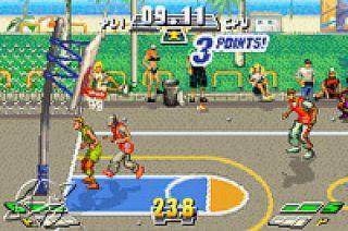 Street Jam Basketball Nintendo Game Boy Advance, 2004