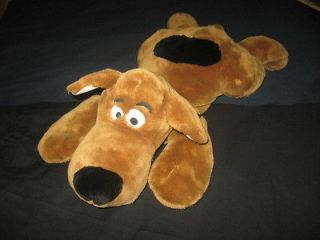 SCOOBY DOO PUPPY DOG SNUGGLE PLUSH PILLOW PAL Vintage Hanna Barbera