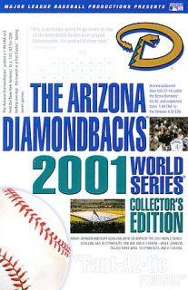 Arizona Diamondbacks   2001 World Series DVD, 2008, 7 Disc Set