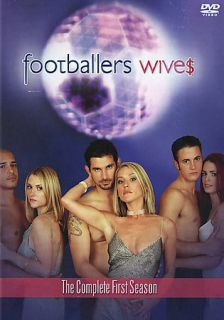 Footballers Wives   The Complete First Season DVD, 2005, 2 Disc Set