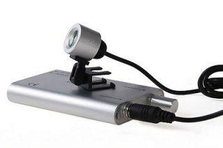 Portable LED Lamp Head light Dental Lab Surgical Medical loupes Tool
