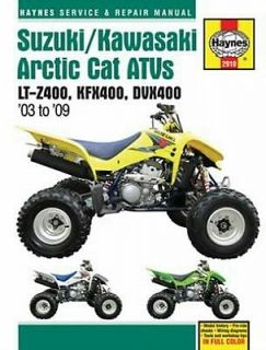 arctic cat dvx 400 in ATV Parts