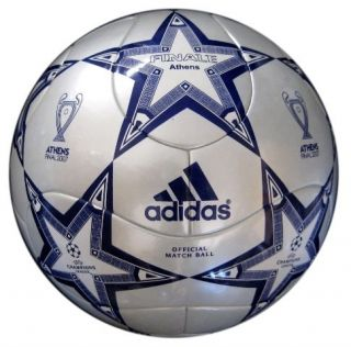 Adidas [Final Athens 2007] Official UEFA Champions League Soccer Match