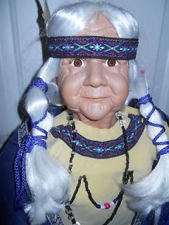 ASHLEY BELLE NATIVE AMERICAN INDIAN CHILALI 34 Doll