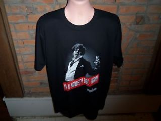 NEW Austin Powers T Shirt Im A Naughty Baby, Yeah Size XL (FUN