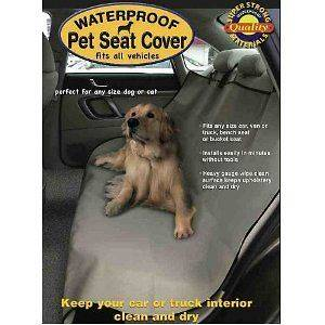 Pet Supplies  Dog Supplies  Car Seat Covers