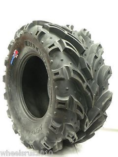 Atv New Tires Four Wheeler 6 Ply Tubeless Size: 26x12 12 Honda
