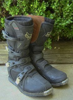 dirt bike boots in Boots