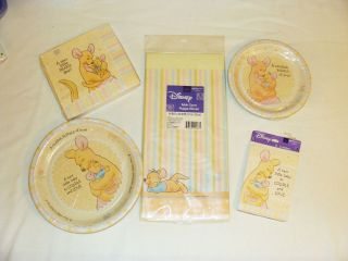 WINNIE THE POOH BABY SHOWER KANGAROO BABY ROO~CHOOSE YOUR ITEM~ FREE