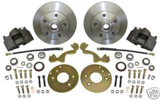 52 53 MERCURY MERC CAR FRONT DISC BRAKE CONVERSION KIT