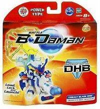 Battle B Daman Direct Hit Figure: Cobalt Blade