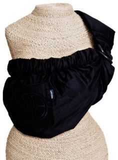 Adjustable Sling Signature Black Baby Gear Carriers Slings New Fa