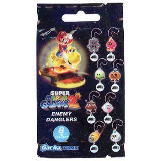 Mario Galaxy 2   Enemy Danglers   Random Dangler   Super Mario Bros