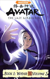 Avatar The Last Airbender   Book 1 Water   Vol. 2 DVD, 2006, 2 Disc