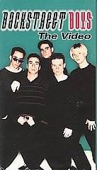 Backstreet Boys   The Video VHS, 1999
