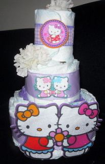 hello kitty baby shower in Party Supplies