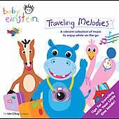 Baby Einstein Traveling Melodies by Baby Einstein Music Box Orchest CD