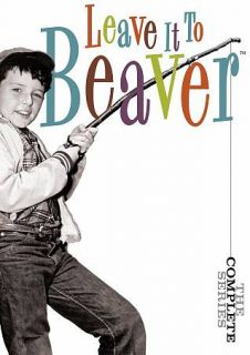 Leave It to Beaver The Complete Series DVD, 2010, 37 Disc Set
