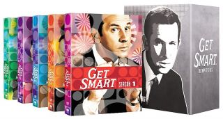 Get Smart   Gift Set DVD, 2008, 25 Disc Set