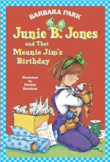 Meanie Jims Birthday No. 6 by Barbara Park 1996, Paperback