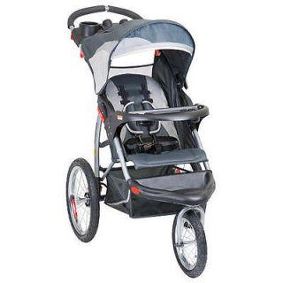 New Baby Trend Expedition JOGGING Jogger Stroller Phantom