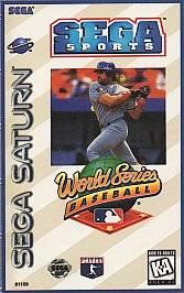 World Series Baseball Sega Saturn, 1995