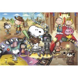 Apollo sha Jigsaw Puzzle 3 744 Peanuts Snoopy Director (300 Pieces)