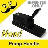 NEW Pump Handle 535 Pump Tabletop Credit Card Manual Imprinter