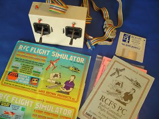 Flight Simulator   Dawe Brown Products inc. 1994