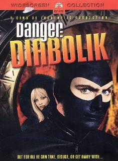 Danger Diabolik DVD, 2004