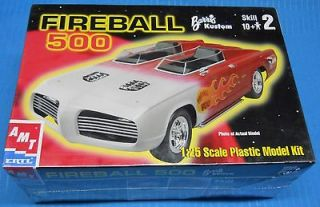 500 w/Trailer  George Barris Custom  FS # Model Car Swap Meet