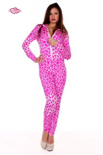 Contagious Clubwear Nicki Minaj Catsuit UK 6 14 Costume Fancy Dress