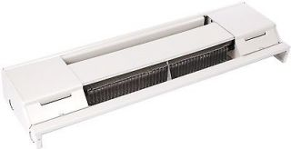NEW Electric Baseboard Space Room Heater w 4000 BTU