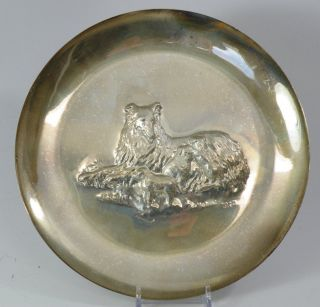 1972 LINCOLN MINT STERLING MOTHERS DAY COLLECTOR PLATE