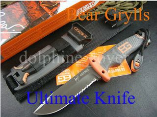bear grylls fixed blade knife in Collectibles