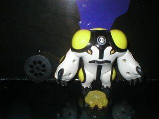 Ben 10 Cannonbolt w/ Disk  4 Action Figure 2006