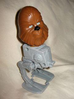 Star Wars CHEWBACCA Robot Superhero Figurine Action Figure Birthday