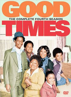 Good Times   The Complete Fourth Season DVD, 2005, 3 Disc Set