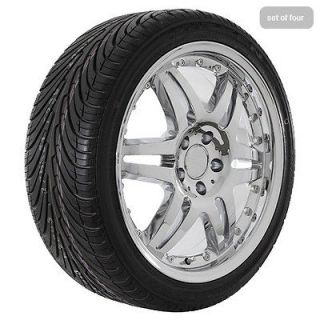 18 inch Mercedes Benz 2009 C CL CLK E S SL chrome AMG wheels rims and