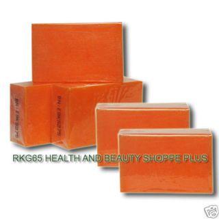 ( Derm Options ) Papaya Kojic Soap Skin Whitening BELO 90g newpack