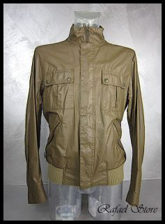 BELSTAFF Man Jacket L 711435 New Irvine Bomber Man Panama New
