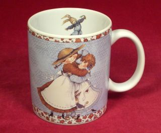 1997 Lang and Wise Coffee Mug Cup Special Friends Sherri Buck Baldwin