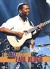 Jazz Channel Presents Earl Klugh   BET on Jazz DVD, 2001