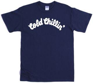 COLD CHILLIN RECORDS T SHIRT BIG DADDY KANE MARLEY MARL WE